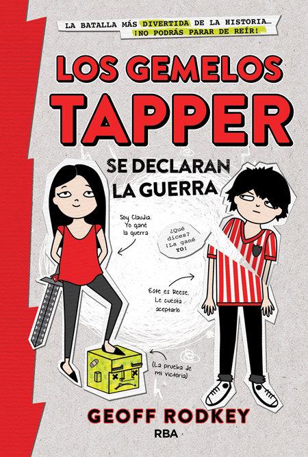 GEMELOS TAPPER SE DECLARAN LA GUERRA,LOS